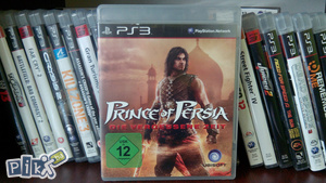 PS3 Prince of Persia: The Forgotten Sands,