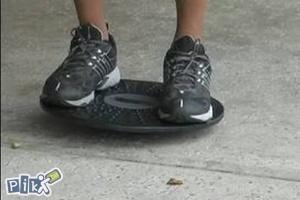 Balans daska / ploča - Balance board