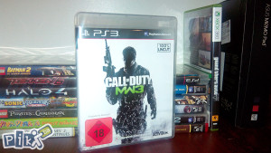 PS3, Call of duty MW3