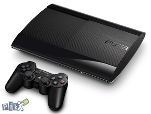 PS3 500GB super slim, Zenica