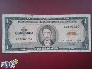 Novčanice  DOMINIKANSKA REPUBLIKA