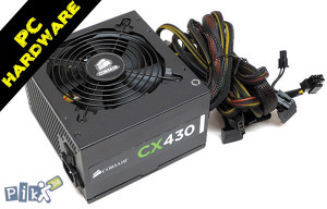 CORSAIR CX Series 430W Bronze Novo!!!