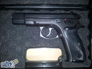Pištolj Češka zbrojovka
