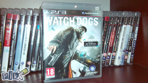 PS3, Watch Dogs