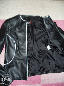 Prelijepa jakna-100% kožna