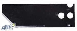 Nož za samoutovarnu prikolicu Krone