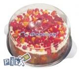 stalak za torte sa poklopcem aps 00652