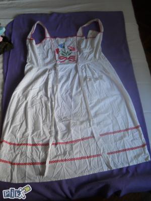 Kosulja-haljina, narodna nosnja za folklor