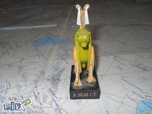Egipatska figura Ammit