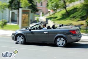 Renault Megane CC Cabrio Kabrio Cabriolet Kabriolet