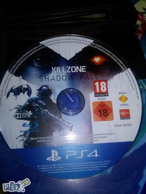 KILLZONE Shadow Fall- PS4