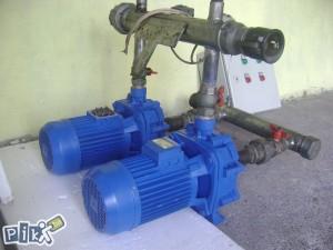 Pumpe blok  za navodnjavanje Ebara