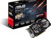 AMD Radeon R7 260X ASUS DCU2 OC 1GB DDR5