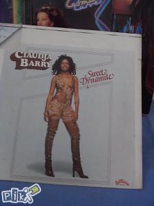 Gramofonska ploča LP.CLAUDJA BARRY SWEET DYNAMITE 75-g