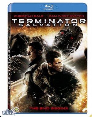 "Sony Blu-Ray medij ""TERMINATOR Salvation"" film ..."