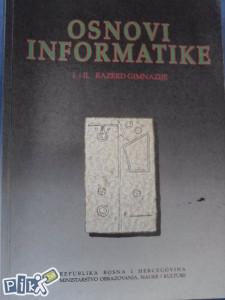 Osnovi informatike1.i 2. razred GIMNAZIJE