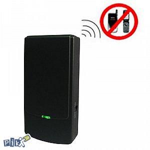 Blokator GSM i 3G signala mobitela  spy jammer 433Mhz