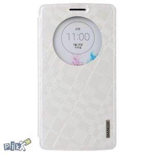 BASEUS Brocade futrola za LG G3 D850 bijela