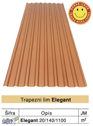 Trapezni lim ELEGANT 20/140/1100
