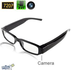 Špijunske naocale za vid sa kamerom 8GB