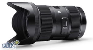 Sigma Objektiv 18-35mm, f/1.8 DC HSM ART, Nikon
