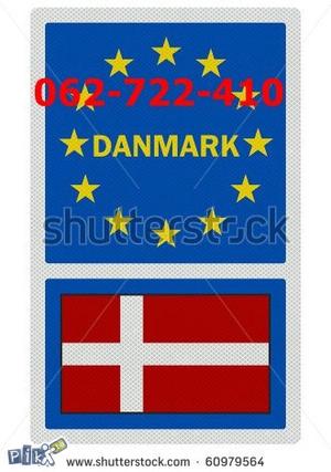Danski jezik audio kurs na cd-u