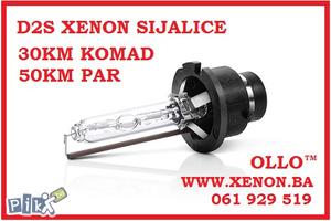 D2S D2R xenon sijalica (OLLO)