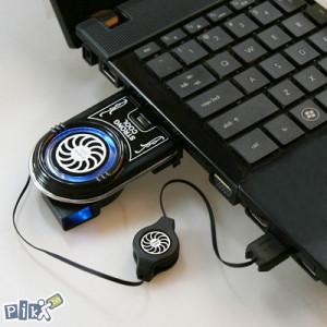 USB vakum cooler za laptop / notebook