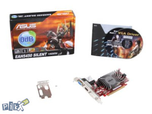 ASUS HD5450 1GB DDR3 SILENT