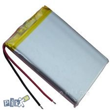 Baterija VIPOW Li-Ion 3.7V-500