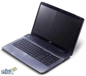 Laptop Acer aspire 5542