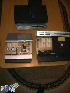 Dijelovi i servis za PlayStation 2 PS2 cip, laser...