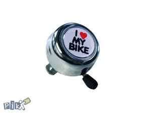 Zvonce za bicikl - SA NATPISOM