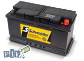 Akumulatori SCHNEIDER 100Ah Akcija-Akumulator NOVO!