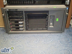 Server HP Proliant Ml 370 G3
