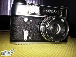 Fotoaparat analogni FED 5C antikvitet starina