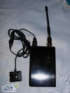 Kamera dugme za ISPITE (veliki domet) sa displejom