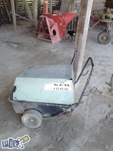 Klipna pumpa za perac visokog pritiska 300bari