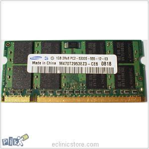 Ram SAMSUNG 1GB DDR2