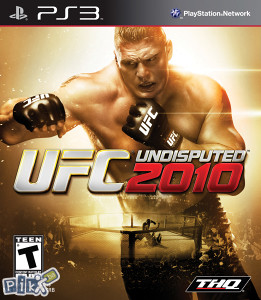 UFC Undisputed 2009 (PS3/PlayStation 3)