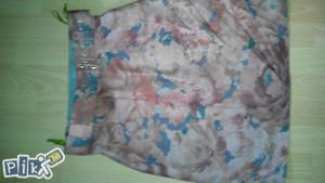 zimska sarena suknja