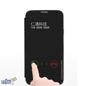 ROCK Invisible flip kover za Galaxy S5