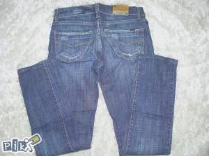 Džins hlače CLASSX-29...L..uske