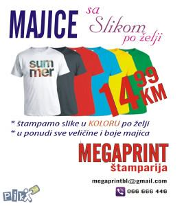 Majice Šolje sa Štampom-natpisom-slikom po želji majica