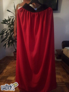 Crvena duga suknja