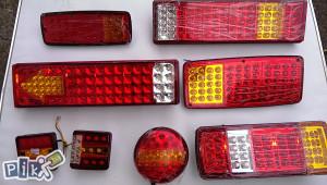 Led stop lampe za kamione 12 modela