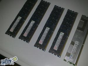 8 gb ddr3 1333 mhz,8 modula ZA Server