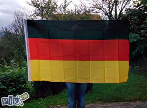 Zastava Savezne Republike Njemačke