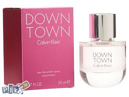 Calvin Klein Down Town edt 90ml