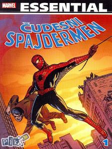 """Čudesni Spider-man"" - Marvel essential"